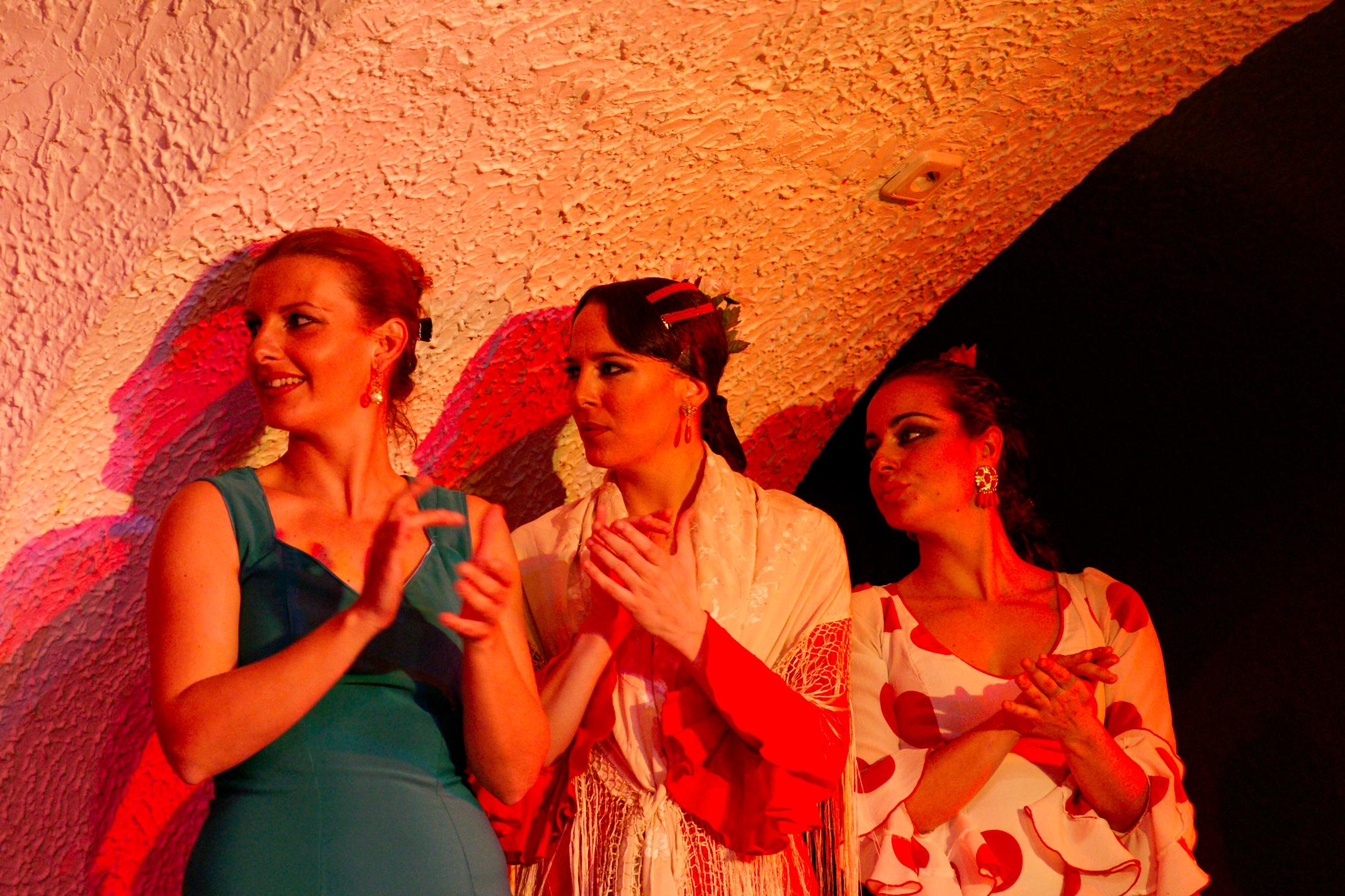 'SLO FLAMENCO' CON ANGELITA MONTOYA, LUCA 'LA PIONA', JESS FERNNDEZ Y DAVID CERREDUELA