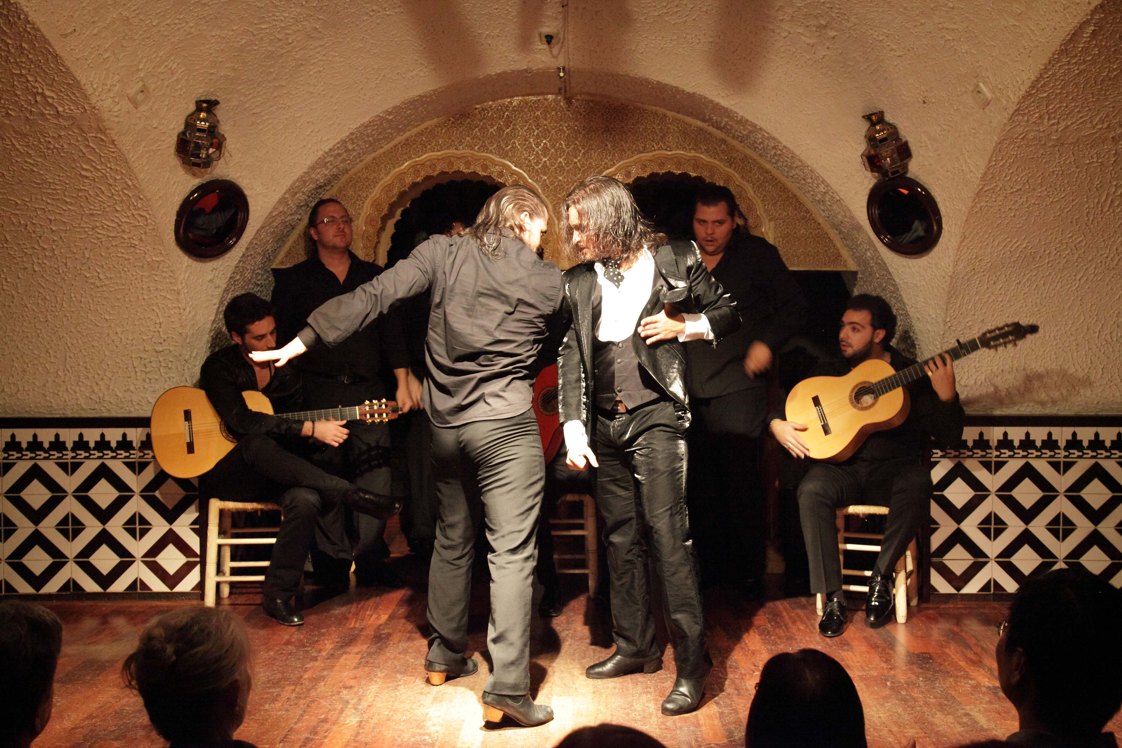 EL FLAMENCO DE LOS CABALES